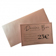 Darilni bon v vrednosti 25€